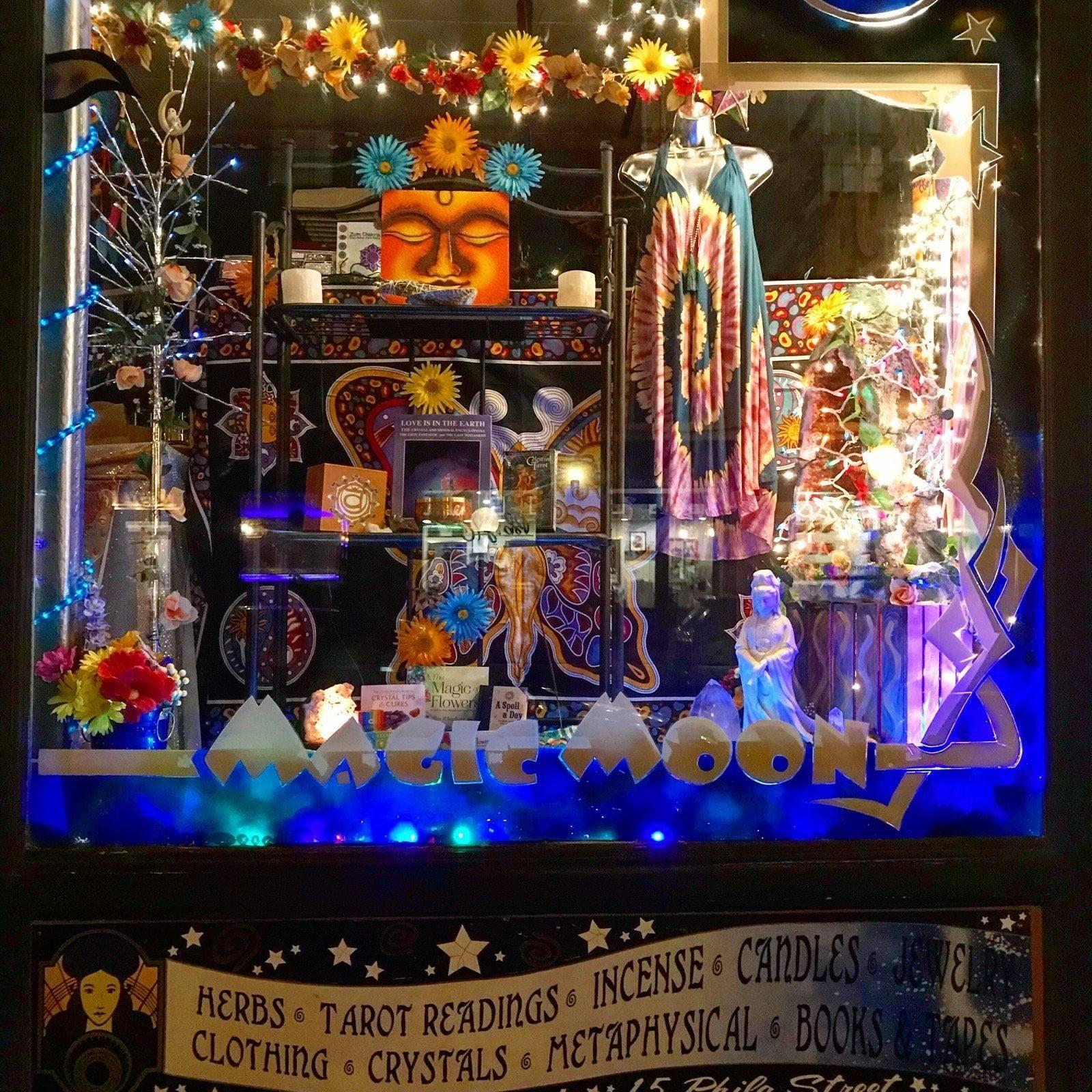 12866, Magic Moon, 15 Phila St Saratoga Springs, NY - Azuregreen