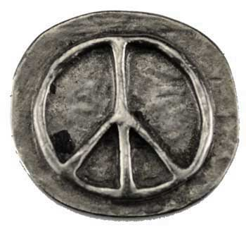 Peace pocket stone