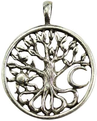 Celtic Tree of Life amulet