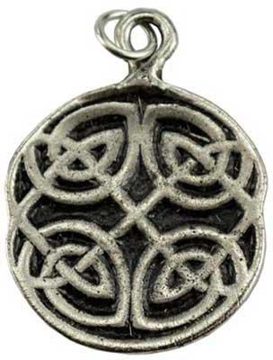 Elemental Knot amulet