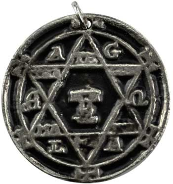Hexagram of Solomon