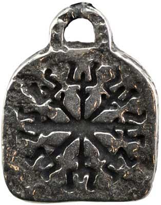 Protection Rune amulet