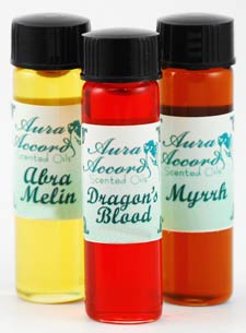 Aura Accord Anise oil using Anna Riva oils 2 dram