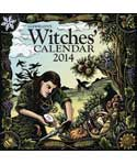 2014 Witches Calendar by Llewellyn