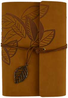 Brown Lead Journal