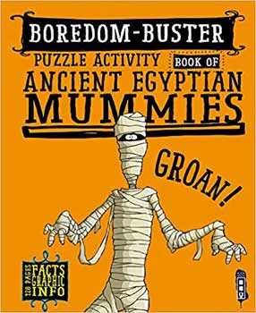 Book of Ancient Egpptian Mummies by Channing & Bergin