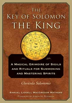 Key of Solomon the King  by S.L. Mathers (pub. Weiser)