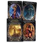 Dark Goddess oracle by Meiklejohn-Free & Peters