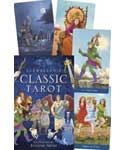 Llewellyn Classic tarot deck & book by Barbara Moore