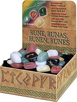 Rainbow Rune set by Lo Scarabeo