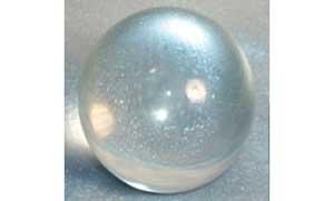 80mm Clear gazing ball