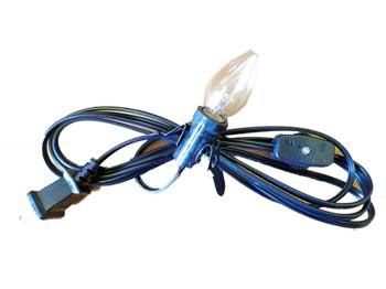 Lamp Cord & Bulb