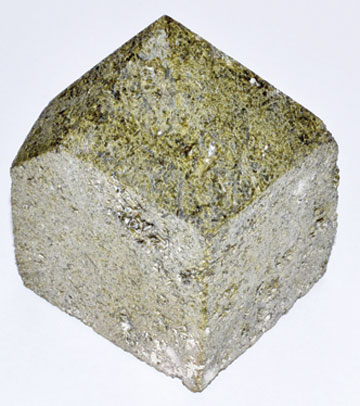 Epidote top polished point