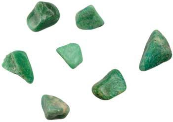 1 Lb Amozonite tumbled stones