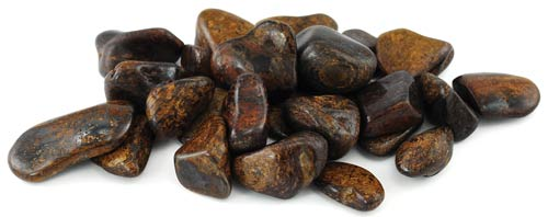 1 Lb Axinite Tumbled Stones