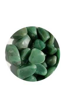 1 Lb Green Aventurine tumbled stones