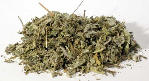 Sage Leaf cut 1oz (Sage officinales)