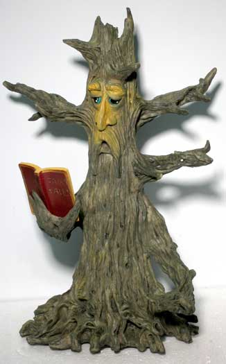 Poet Tree incense holder
