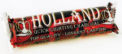 33mm Holland Charcoal (10 tablets)