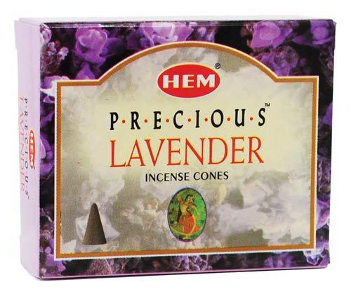 Lavender HEM cone 10 pack