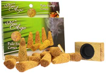 Palo Santo cone 12 pack