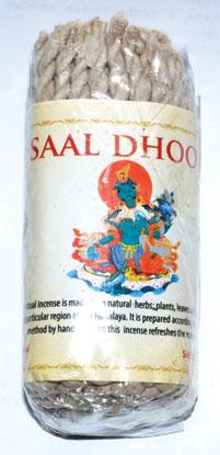 Saal Dhoop Tibetan rope incense 45 ropes