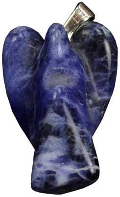 Sodalite Angel pendant