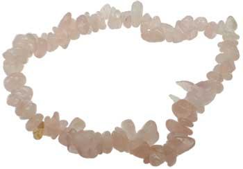 Rose Quartz cip bracelet
