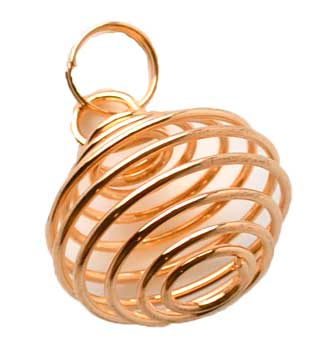 """1"""" Copper Plated coil"""