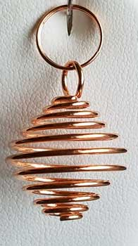 """3/4"""" Copper Plated coil"""