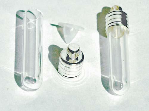 Tube Spell Oil Bottle