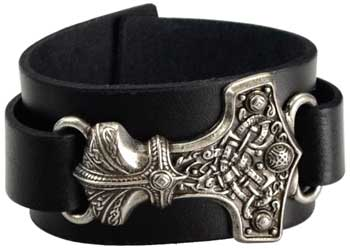Thor's Hammer bracelet