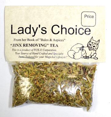 Lady's Choice Jinx Removing tea (5+ cups)
