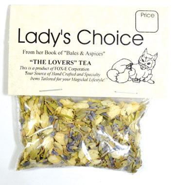 Lover's tea (5+ cups)