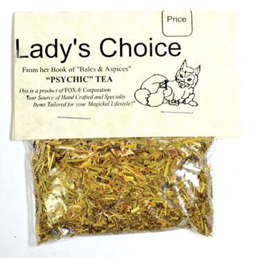 Psychic tea (5+ cups)
