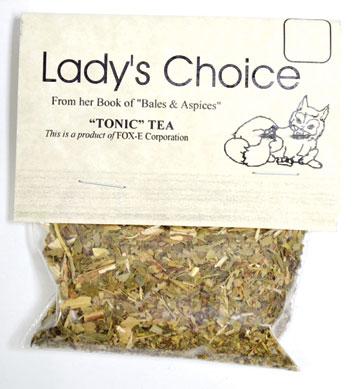Tonic tea (5+ cups)