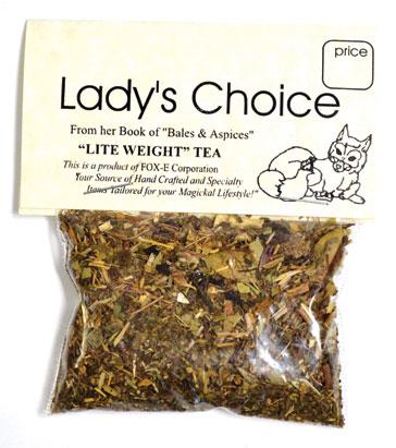 Lite Weight tea (5+ cups)