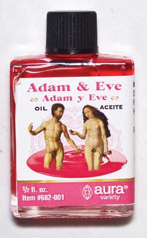 Adam & Eve oil 4 dram