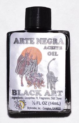 Black Arts oil 4 dram