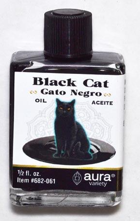 Gato Negro (Black Cat) oil 4 dram