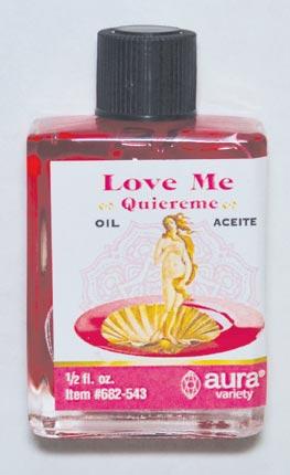 Love Me (Quiereme) oil 4 dram
