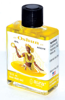 Oshun oil 4 dram - Azuregreen