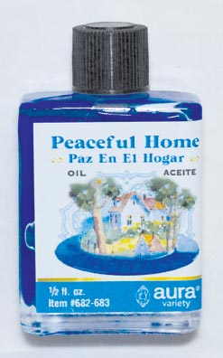 Peaceful Home oil 4 dram