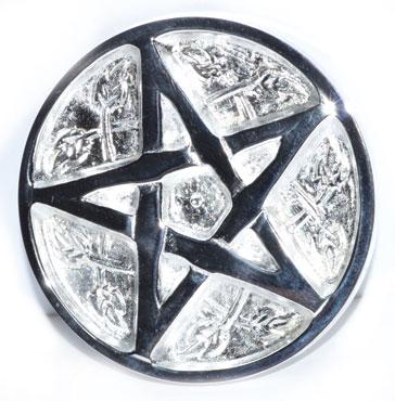 "Pentagram altar tile 3"""
