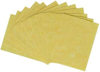 """Light Parchment 12 Pack (2"""" x 2 1/2"""")"""