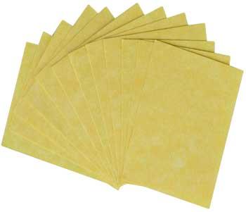 """Light Parchment 12 Pack (3"""" x 4"""")"""