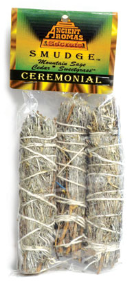 Ceremonial smudge stick 3-Pack 4