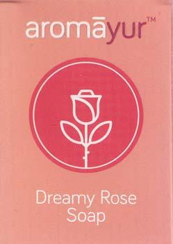 100g Dreamy Rose soap