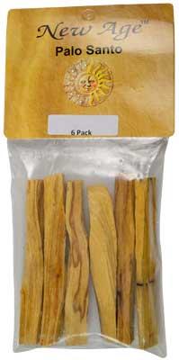6 pack Palo Santo smudge sticks 3.5 inch - 4 inch