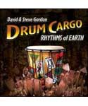 CD: Drum Cargo Rythms of Earth by Gordon & Gordon